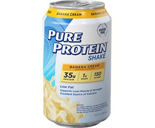 image of Banana Cream Shake - 35g protein