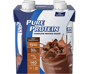 Complete Protein Shake - Rich Chocolate - 30g protein