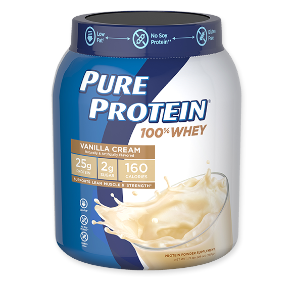 Pure Protein Ready-To-Drink Powders category image