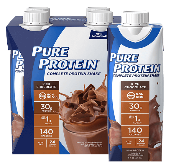Pure Protein Shakes category image