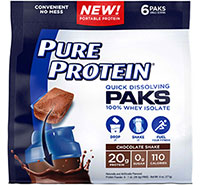 Pure Protein® Paks - Chocolate Shake - Click for more information or to buy now.