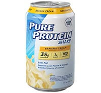 Image of Banana Cream Shake - 35g protein packaging