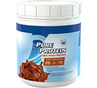 Whey Powder - Rich Chocolate (1 lb. Canister) [ppr-443256.jpg] - Click for More Information