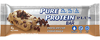 PLUS Chocolate Chip Cookie Dough - 60g [ppr-656632.jpg] - Click for More Information