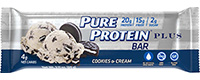 PLUS Cookies & Cream - 60g [ppr-656687.jpg] - Click for More Information