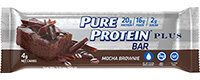 PLUS Mocha Brownie - 60g [ppr-656731.jpg] - Click for More Information