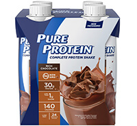 Image of Complete Protein Shake - Rich Chocolate - 30g protein Package