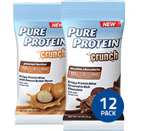 CRUNCH Variety 12-Pack [ppr-vpcrn12.jpg] - Click for More Information